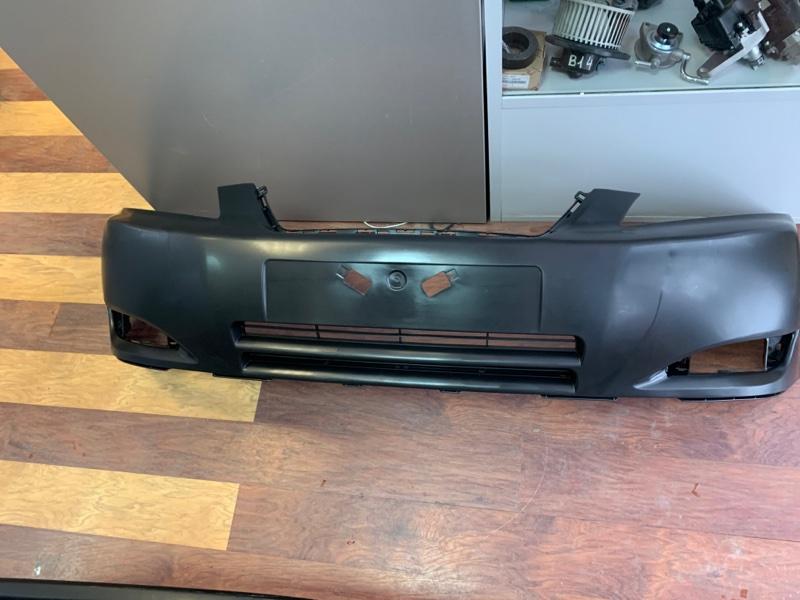 Бампер Toyota Corolla Runx NZE121 02 передний