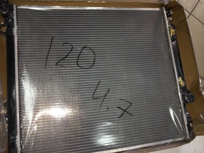 Радиатор основной Lexus Gx470 UZJ120 1KDFTV