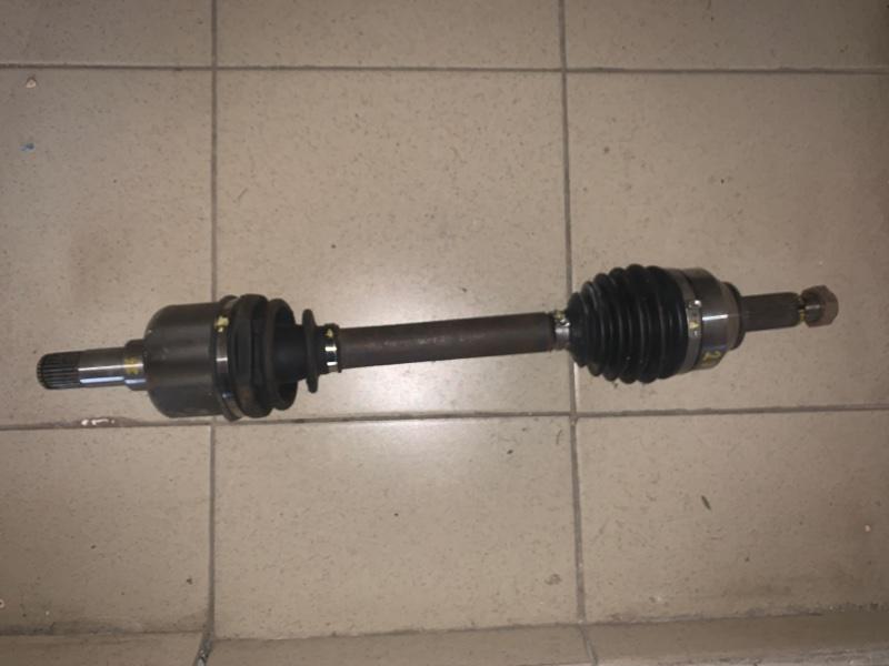 Привод Mazda 3 2006 левый