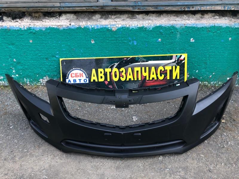 Бампер Chevrolet Cruze 12 передний
