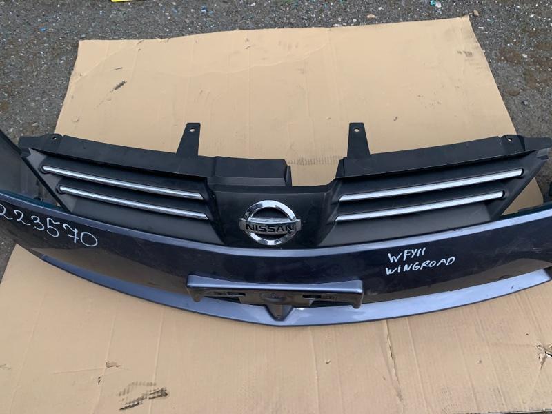 Решетка радиатора Nissan Wingroad 11