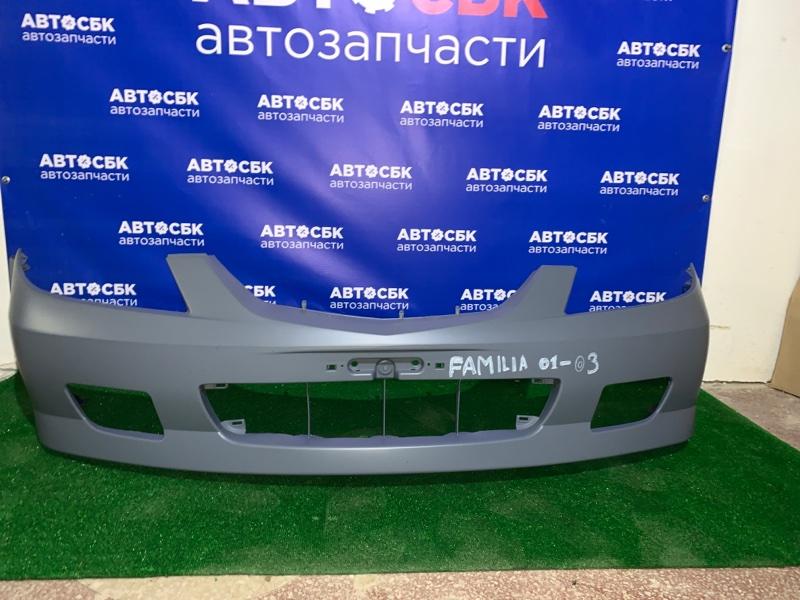 Бампер Mazda Familia BJ3P 01 передний