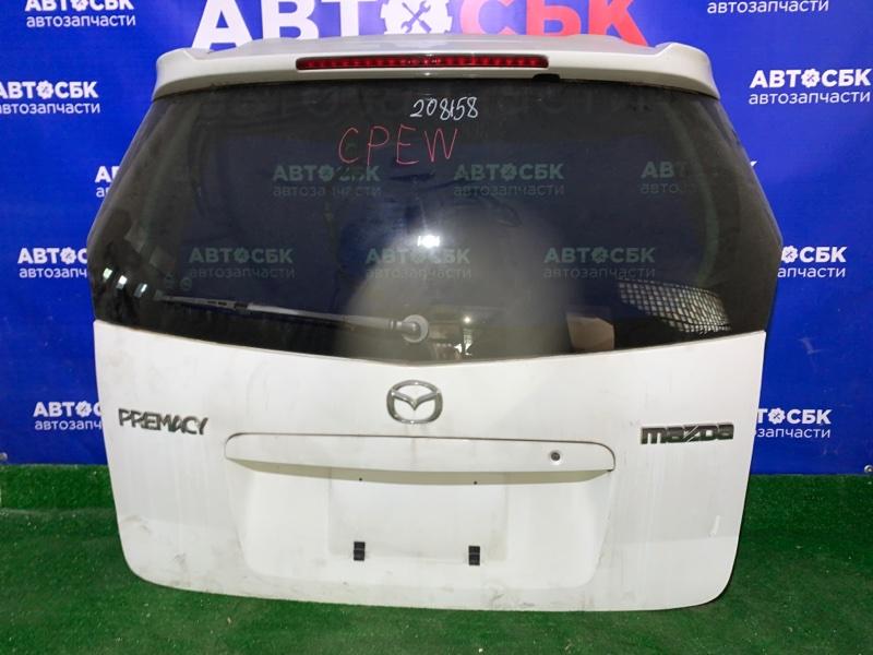 Дверь задняя Mazda Premacy CP8W