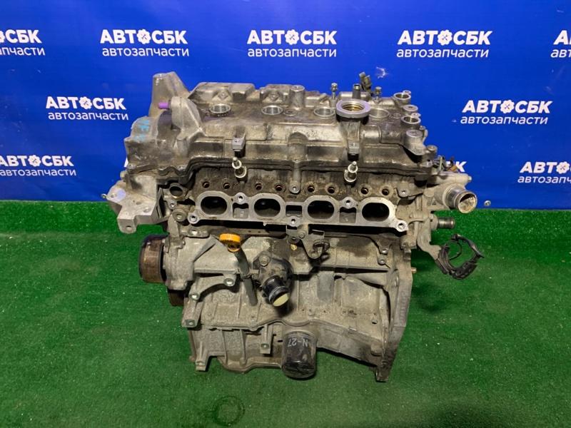 Двигатель Nissan Juke YF15 HR15DE