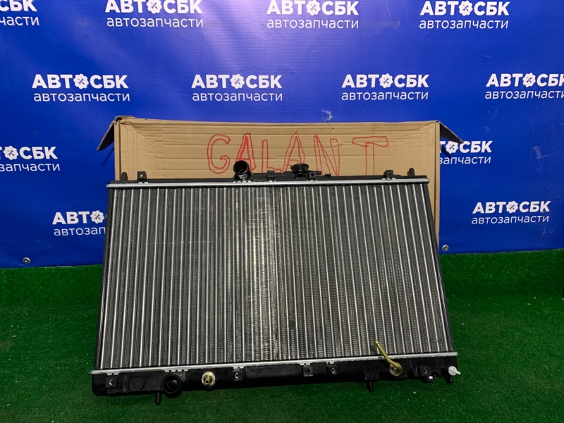 Радиатор основной Mitsubishi Galant EA1A 4G93 96