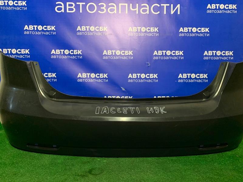 Бампер Chevrolet Lacetti 04 задний