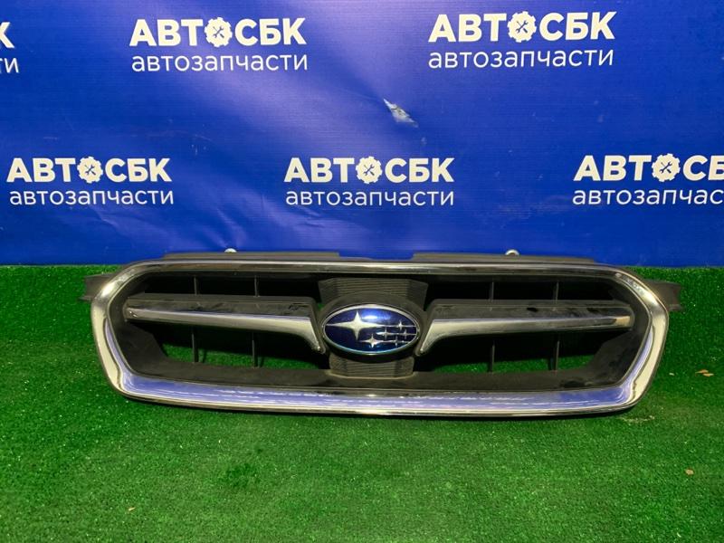 Решетка радиатора Subaru Legacy BL5