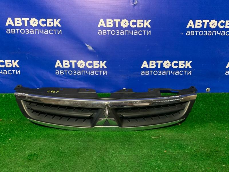 Решетка радиатора Mitsubishi Colt Z21A