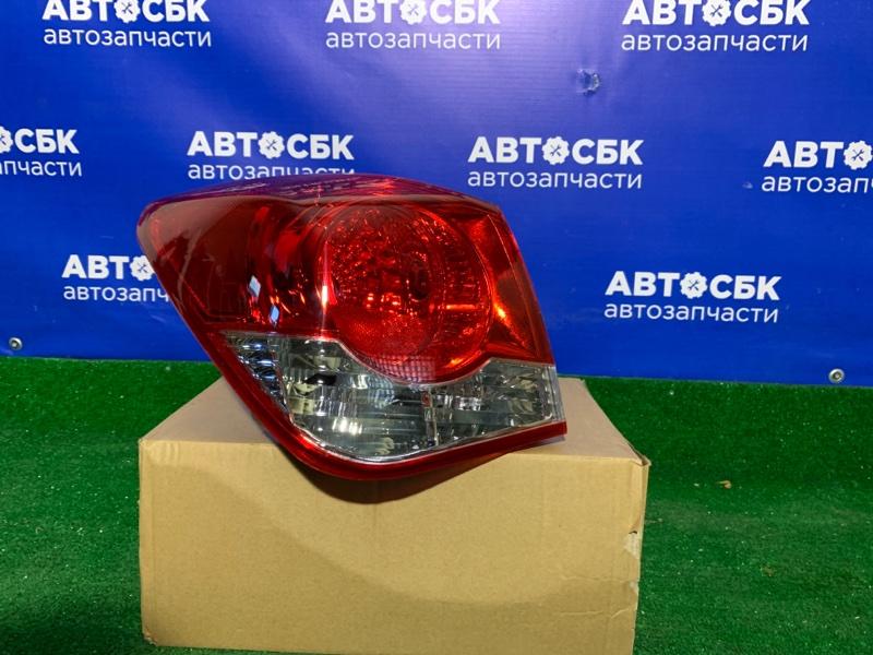 Стоп-сигнал Chevrolet Cruze 09 левый