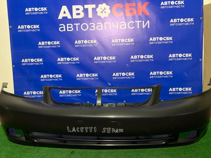 Бампер Chevrolet Lacetti 04 передний