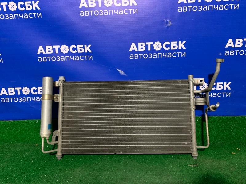 Радиатор кондиционера Mazda Demio DY3R ZJVE