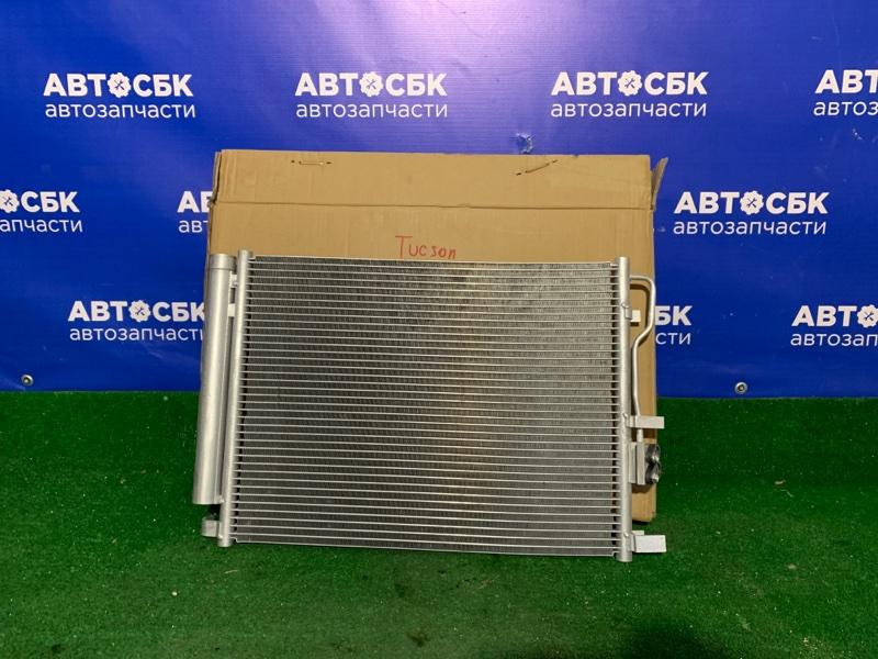 Радиатор кондиционера Kia Tucson
