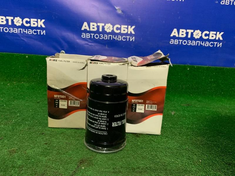 Топливный фильтр Hyundai Accent D4BB