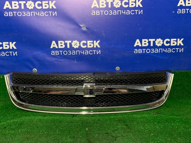 Решетка радиатора Chevrolet Lacetti 04