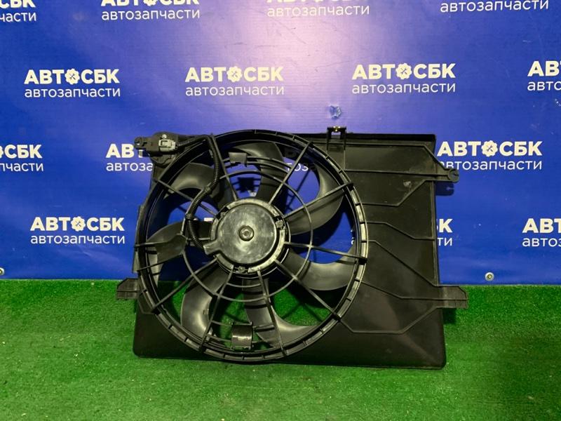 Диффузор радиатора Hyundai Ix35 2.0 / 2.4 10
