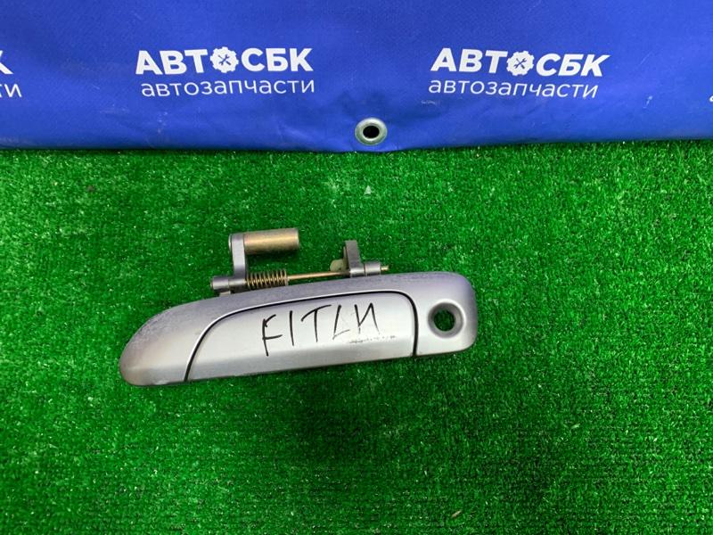 Ручка двери Honda Fit GD1 передняя левая