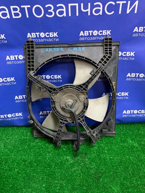 Диффузор радиатора Mitsubishi Lancer CK2A