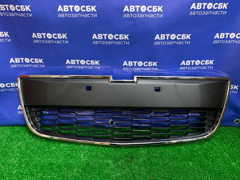 Решетка радиатора Chevrolet Aveo 300 передняя нижняя
