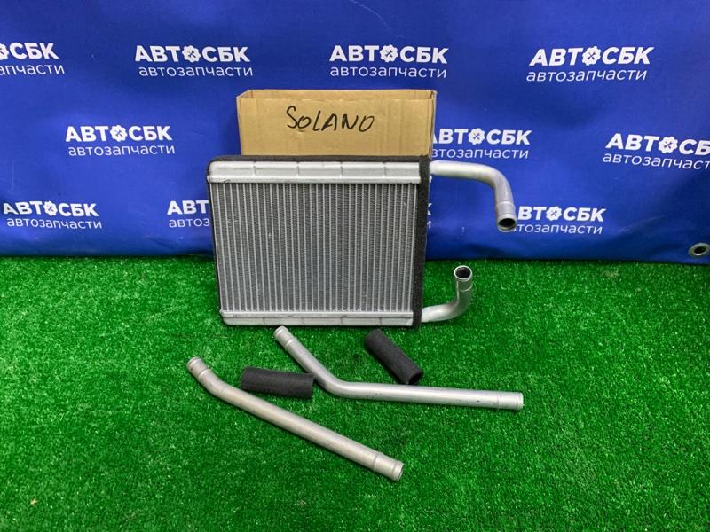 Радиатор отопителя салона Lifan Solano