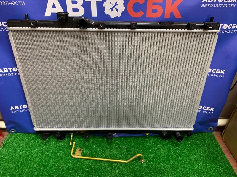 Радиатор основной Toyota Picnic SXM10 1AZFSE 96