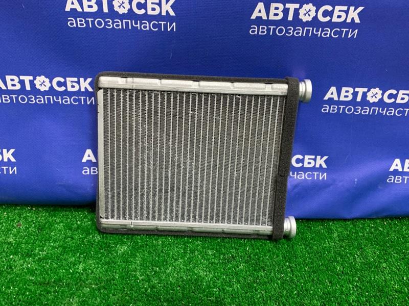 Радиатор отопителя салона Toyota Toyota Allex TOYOTA ALLEX