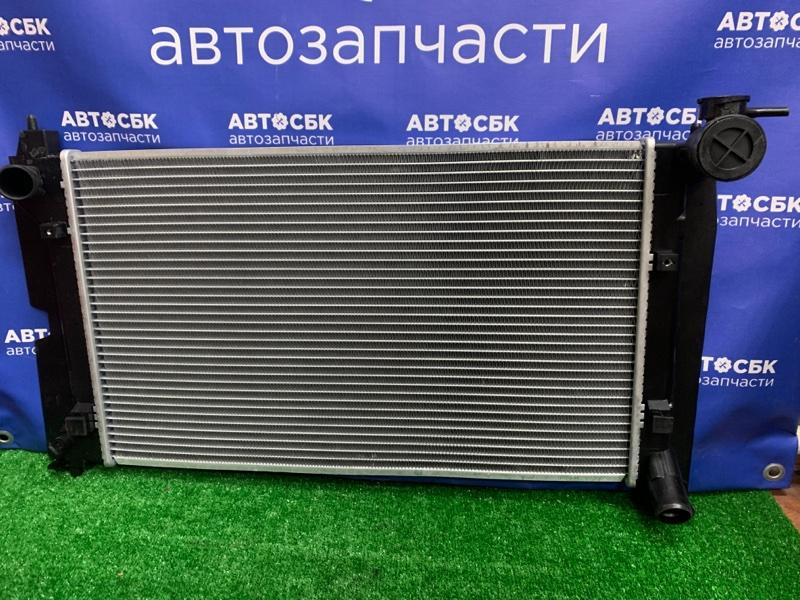 Радиатор основной Geely Emgrand EC7