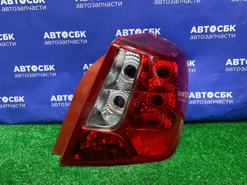 Стоп-сигнал Chevrolet Lacetti 4D 06 правый