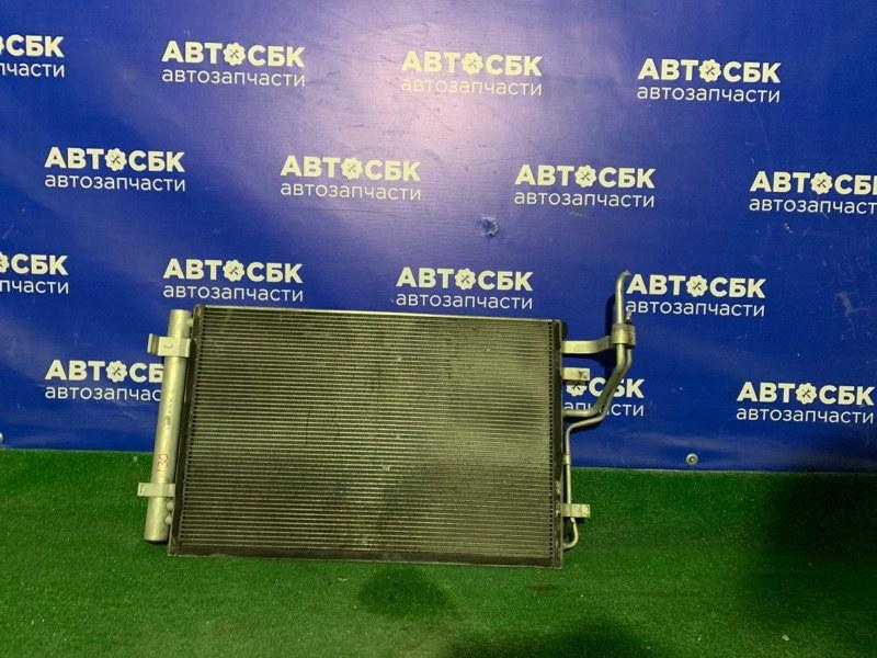 Радиатор кондиционера Hyundai I30