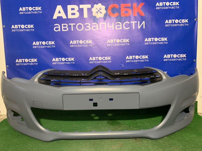 Бампер Citroen C4 DV6ATED4 2011 передний