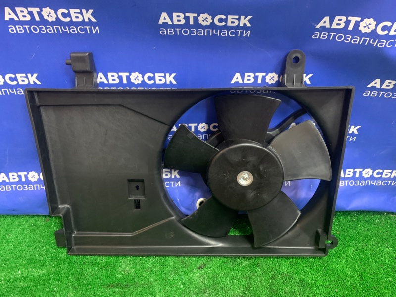 Диффузор радиатора Chevrolet Aveo T200/T250 L14