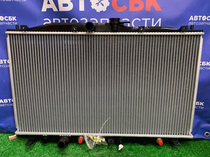 Радиатор основной Honda Accord CL 02
