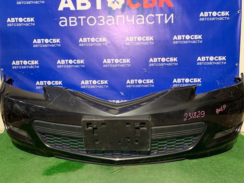 Бампер Mazda 3 BKEP L3VDT 2003–2009 передний