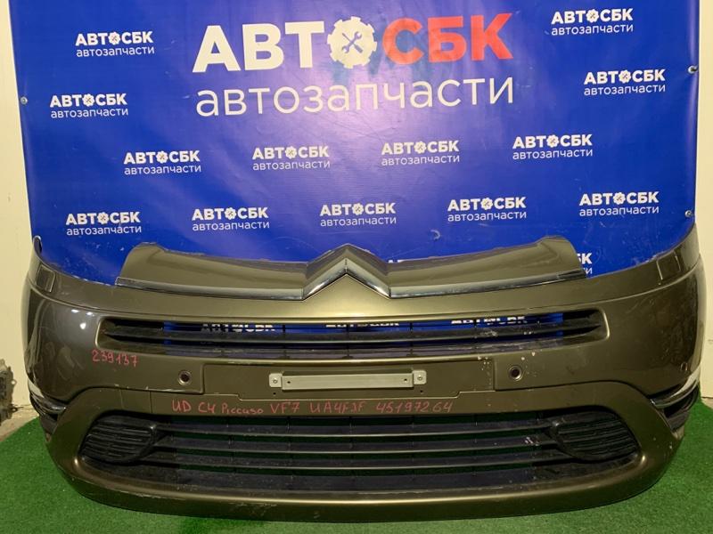 Бампер Citroen Citroen C4 Picasso EP6C передний