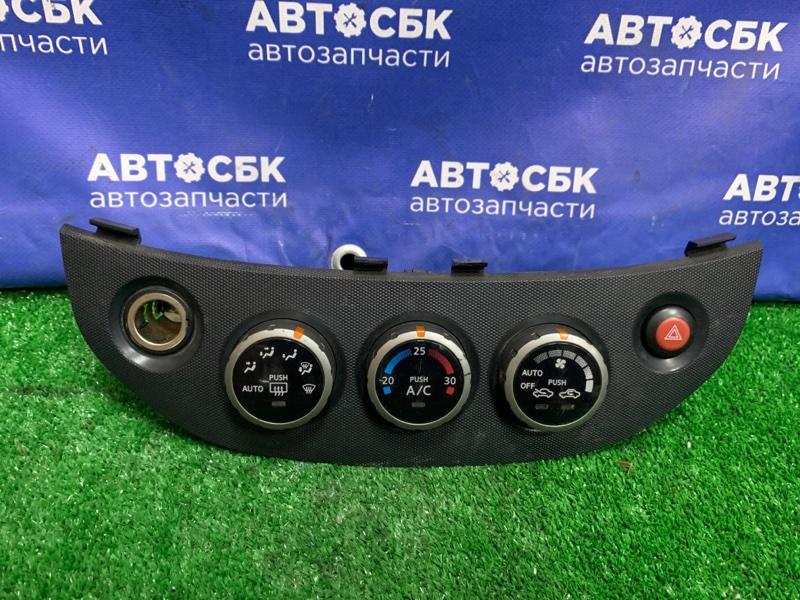 Блок управления климат контролем Nissan Serena PC24 QR20DE