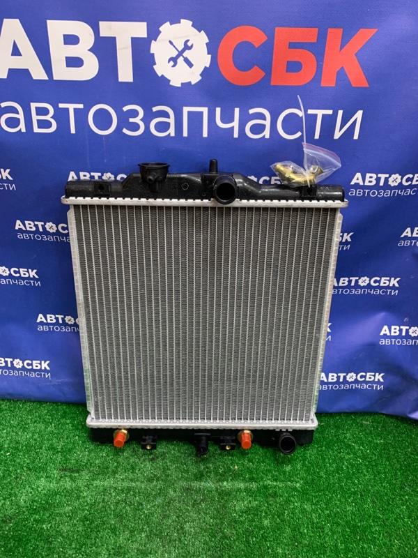 Радиатор основной Honda Civic EK2 D12B1 98
