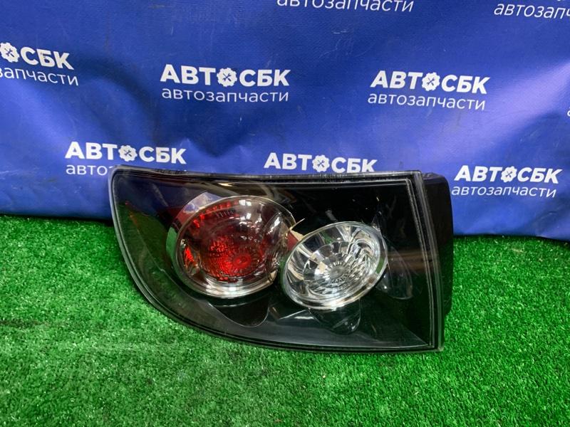 Стоп-сигнал Mazda Mazda3 L3VE 2006 левый