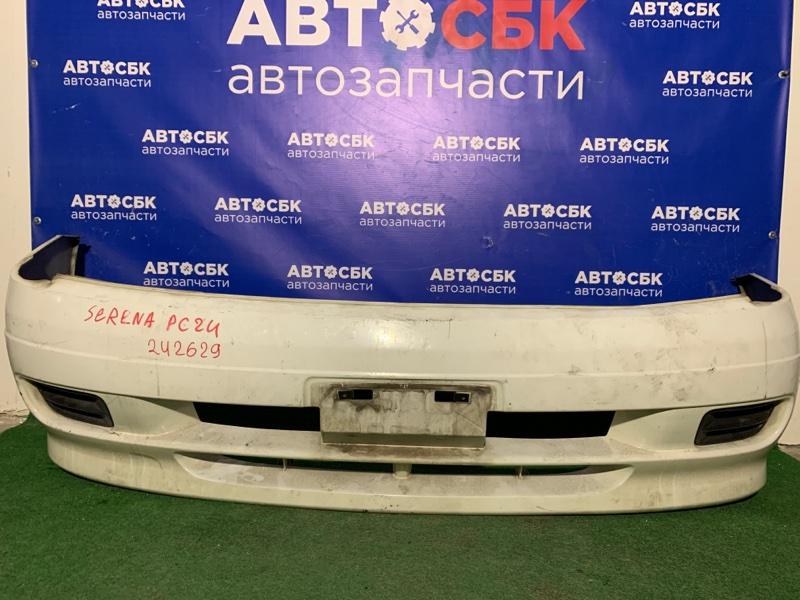 Бампер Nissan Serena PC24 передний