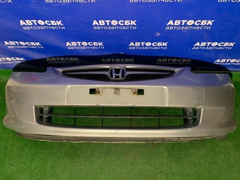Бампер Honda Fit GD1 L12A1 2004 передний