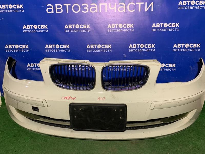 Бампер Bmw 1-Series E87 N43B16 2004 передний