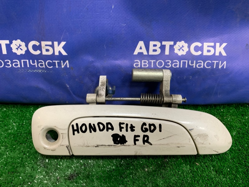 Ручка двери Honda Fit GD1 передняя правая