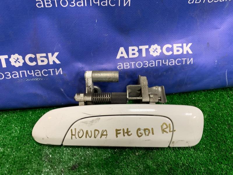 Ручка двери Honda Fit GD1 задняя левая