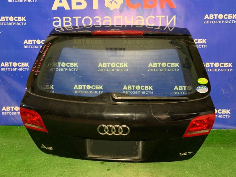 Дверь багажника Audi A3 8P1 AWX 2005