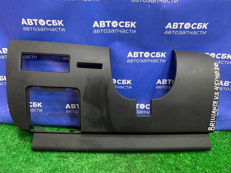 Накладка под торпедо Brilliance V5 4A92S 2014 левая