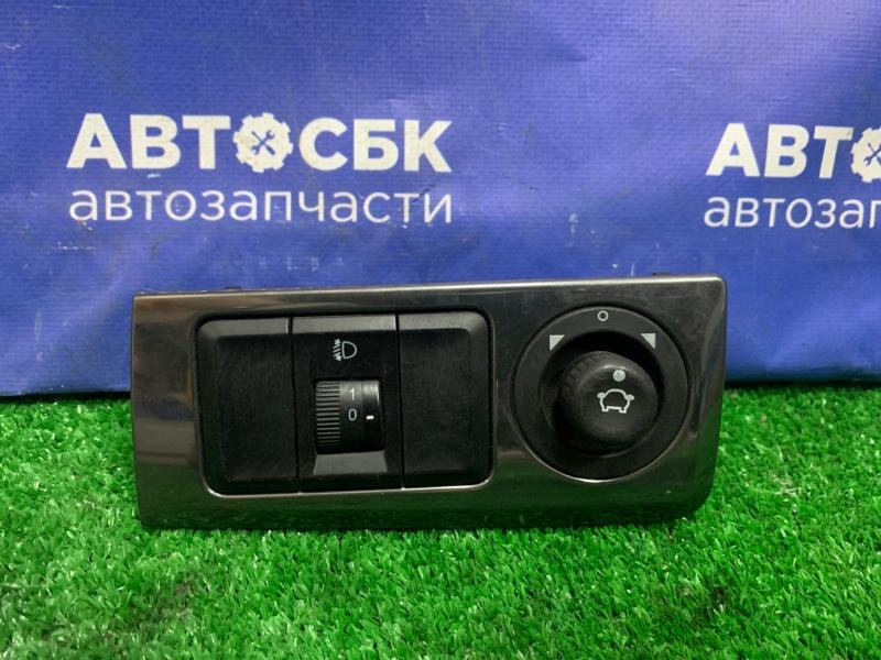 Кнопка корректора фар Brilliance V5 4A92S 2014