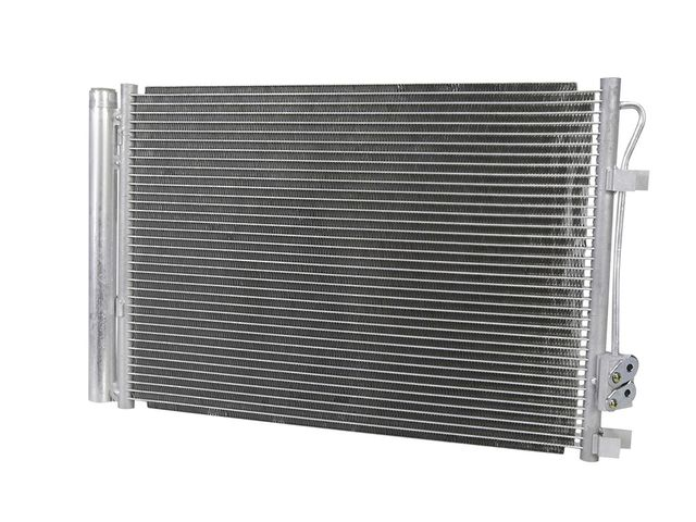 Радиатор кондиционера Kia Rio 10