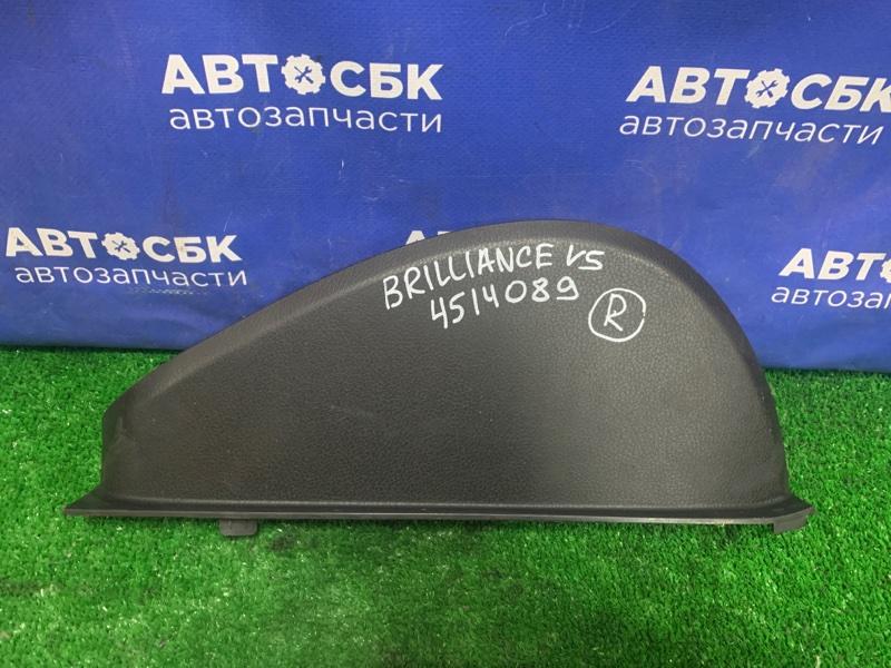 Накладка на торпедо Brilliance V5 4A92S 2014 передняя правая