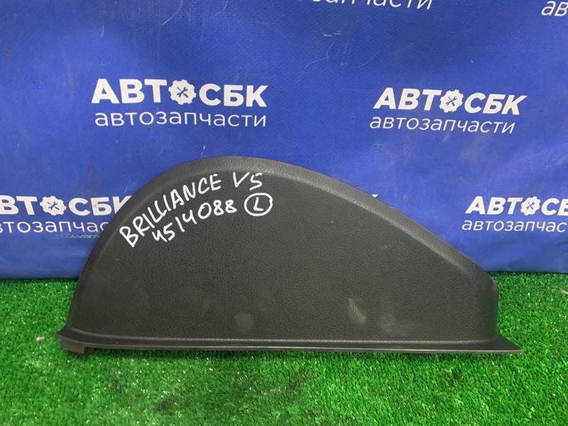 Накладка на торпедо Brilliance V5 4A92S 2014 левая