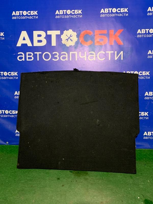 Пол багажника Brilliance V5 4A92S 2014 задний