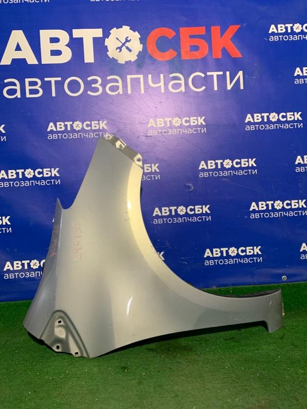 Крыло Toyota Vitz KSP90 1KRFE 2005 переднее правое