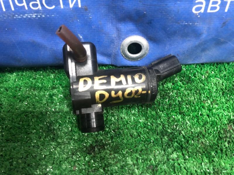 Моторчик омывателя Mazda Demio DY3R ZJ 2002